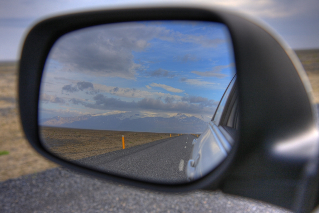 rearviewmirror My Lessons From Last Week – Week #2