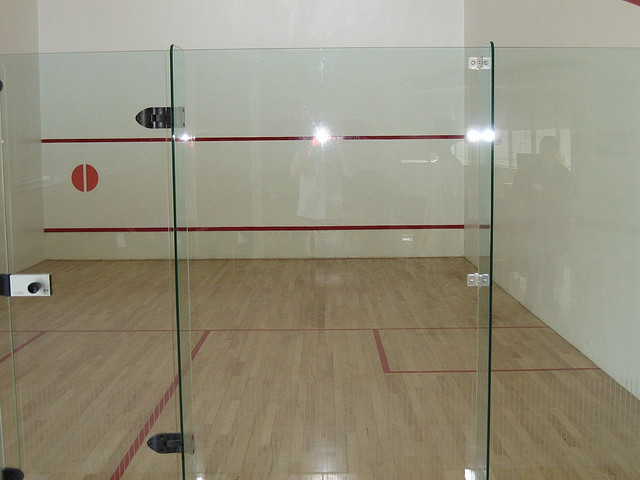 squash court My Lessons From Last Week – Week #1